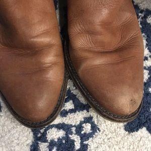 BCBGeneration Shoes - BCBG leather boots